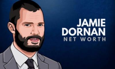 Jamie Dornan's Net Worth