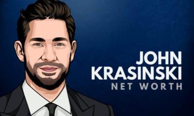 John Krasinski's Net Worth