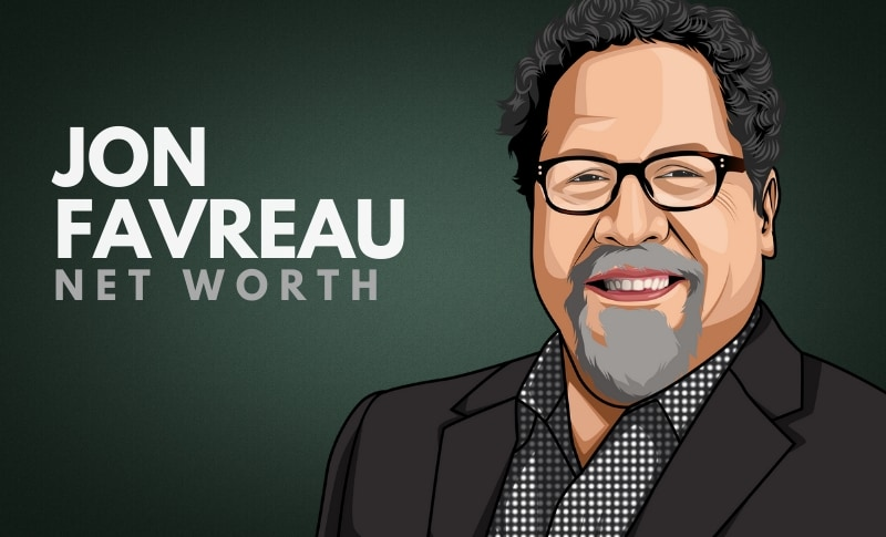Jon Favreau's Net Worth