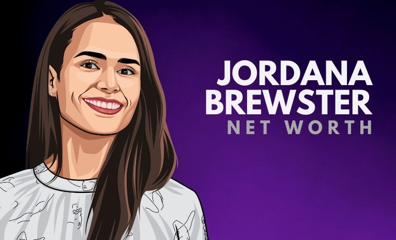 Jordana Brewster's Net Worth