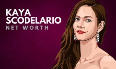 Kaya Scodelario's Net Worth