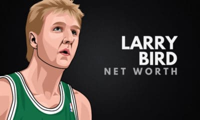 Larry Bird's Net Worth