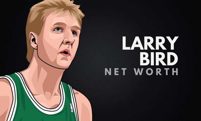 Larry Bird's Net Worth