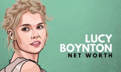 Lucy Boynton's Net Worth