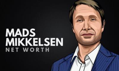 Mads Mikkelsen's Net Worth