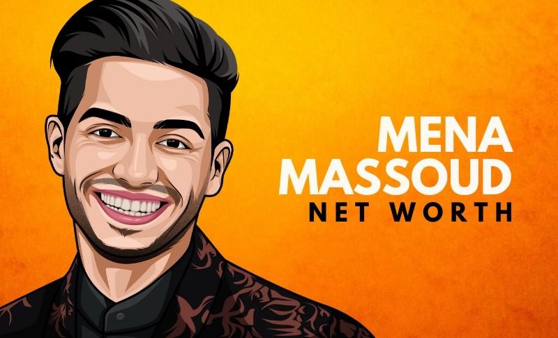 Mena Massoud Net Worth