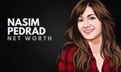 Nasim Pedrad's Net Worth