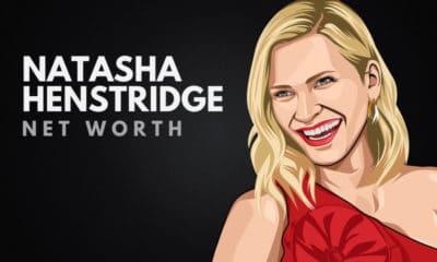 Natasha Henstridge's Net Worth