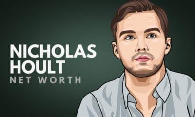 Nicholas Hoult's Net Worth