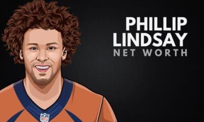 Phillip Lindsay's Net Worth