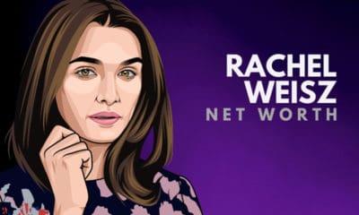 Rachel Weisz's Net Worth