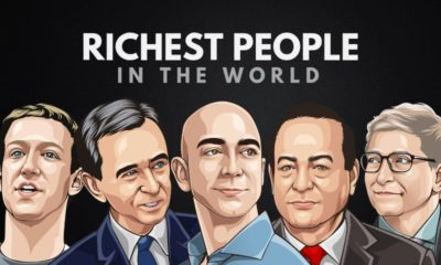 The 25 Richest People in the World