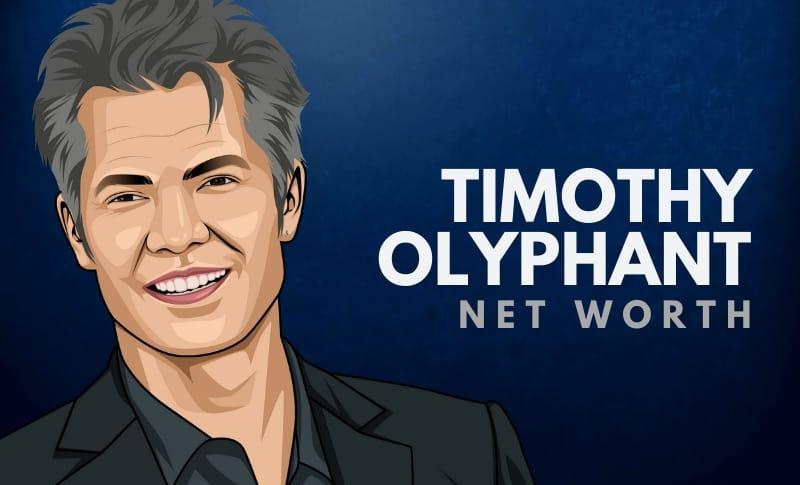Timothy Olyphant Net Worth
