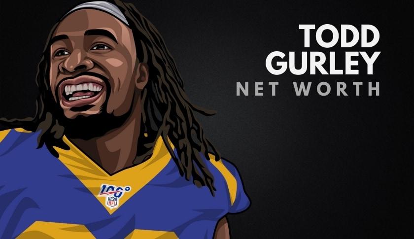 Todd Gurley Net Worth