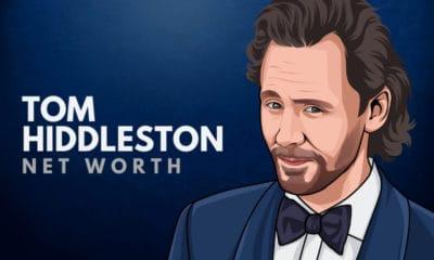 Tom Hiddleston's Net Worth