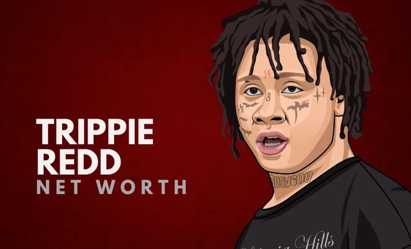 Trippie Redd Net Worth