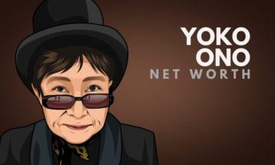 Yoko Ono's Net Worth
