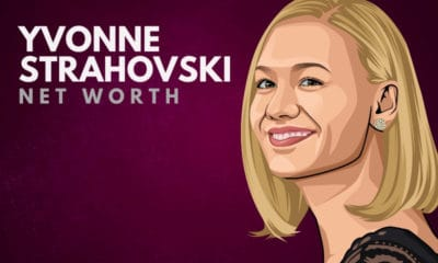 Yvonne Strahovski's Net Worth