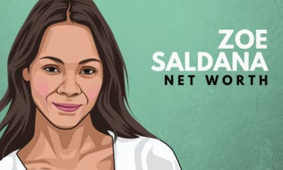 Zoe Saldana's Net Worth