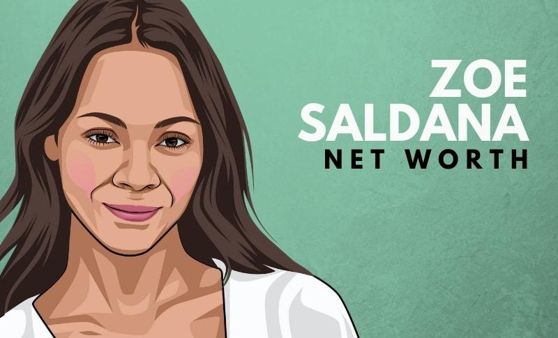 Zoe Saldana Net Worth