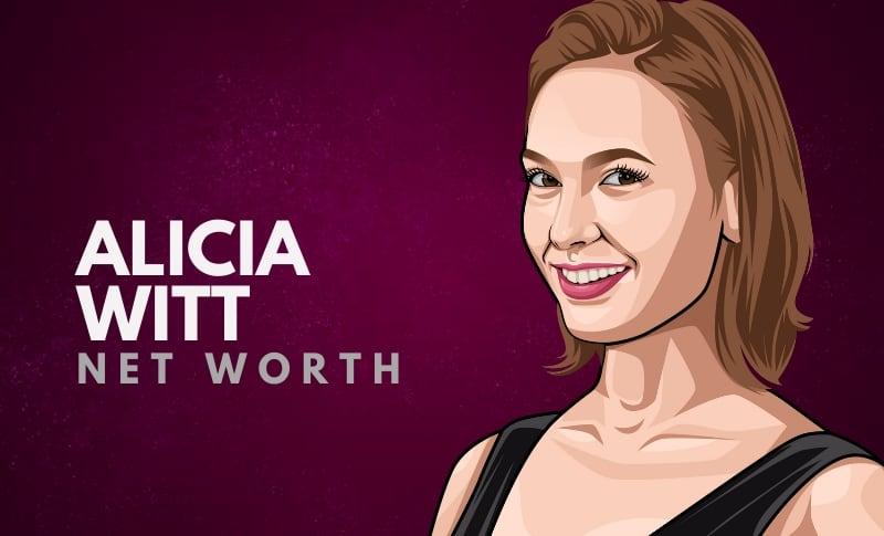 Alicia Witt's Net Worth