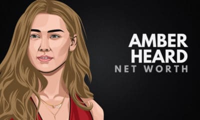 Amber Heard's Net Worth