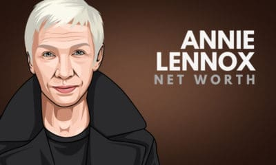 Annie Lennox's Net Worth