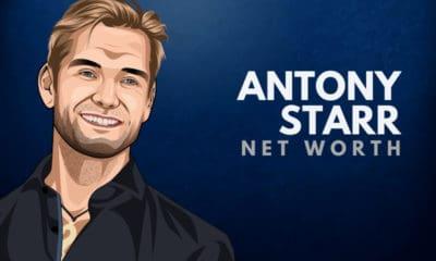 Antony Starr's Net Worth