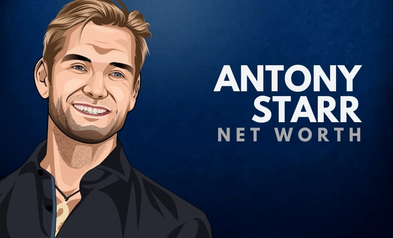 Antony Starr Net Worth