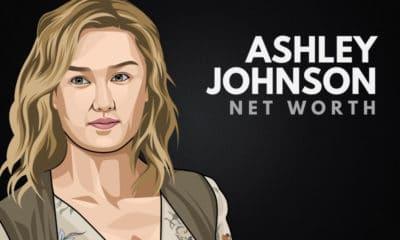 Ashley Johnson's Net Worth