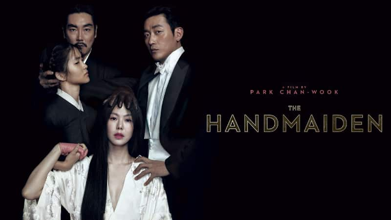 Best Amazon Prime Movies - The Handmaiden