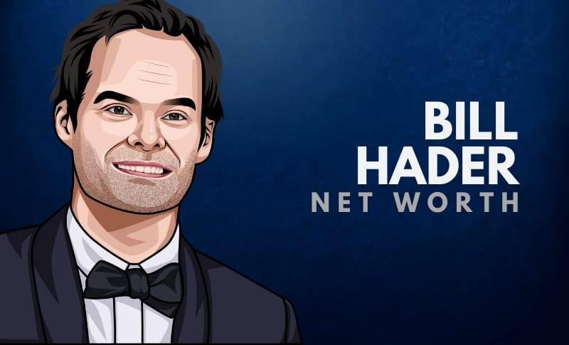 Bill Hader Net Worth