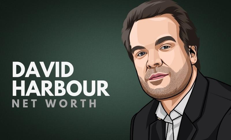 David Harbour's Net Worth