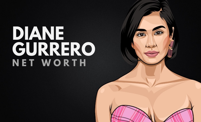 Diane Gurrero's Net Worth