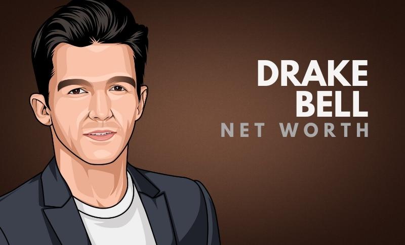 Drake Bell Net Worth