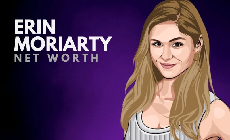 Erin Moriarty's Net Worth