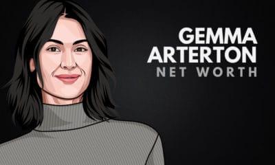 Gemma Arterton's Net Worth