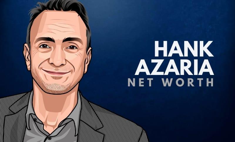 Hank Azaria's Net Worth