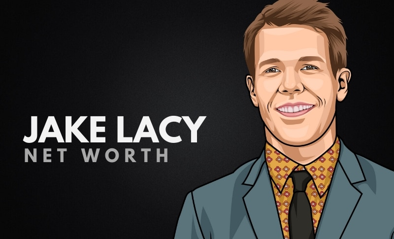 Jake Lacy's Net Worth