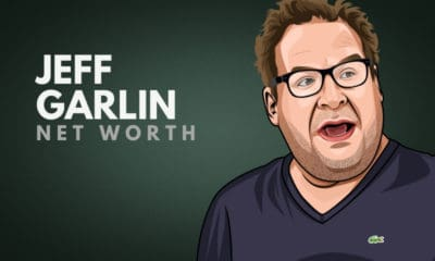 Jeff Garlin's Net Worth