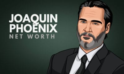 Joaquin Phoenix's Net Worth