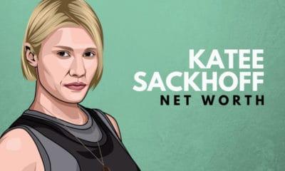 Katee Sackhoff's Net Worth