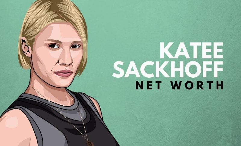 Katee Sackhoff Net Worth