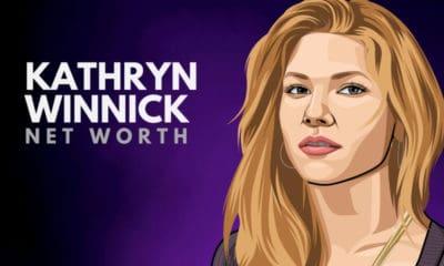 Kathryn Winnick's Net Worth