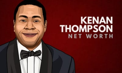 Kenan Thompson's Net Worth