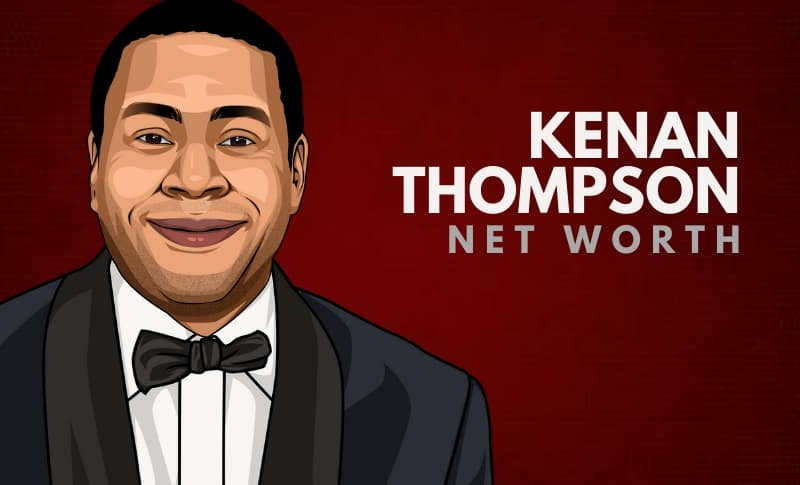 Kenan Thompson Net Worth