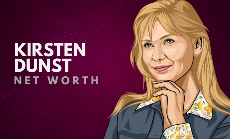 Kirsten Dunst's Net Worth