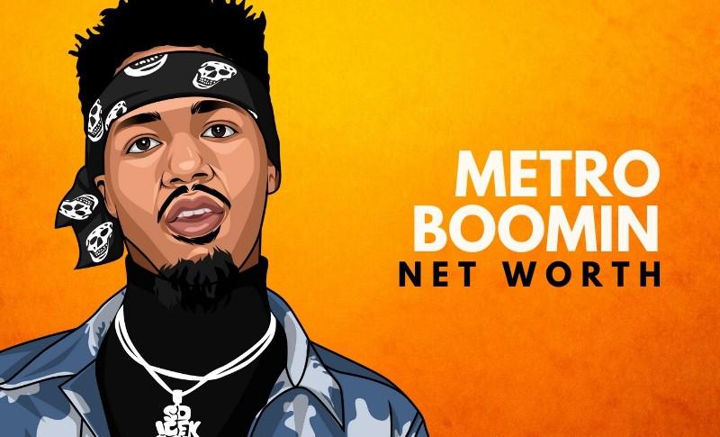 Metro Boomin's Net Worth