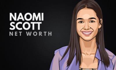 Naomi Scott's Net Worth