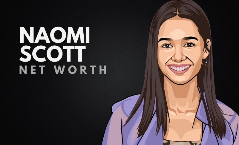 Naomi Scott Net Worth